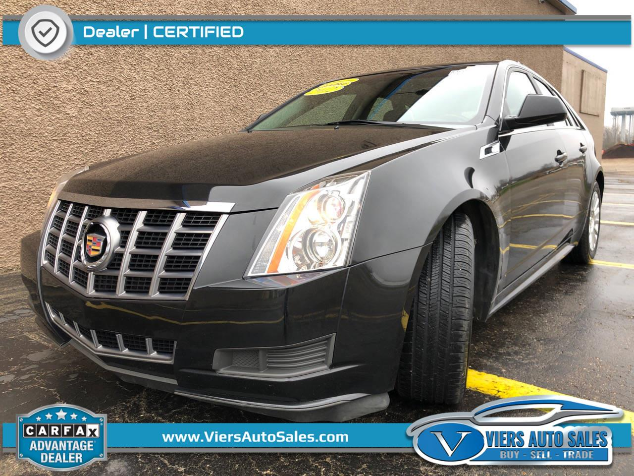 2012 Cadillac CTS Wagon Luxury AWD