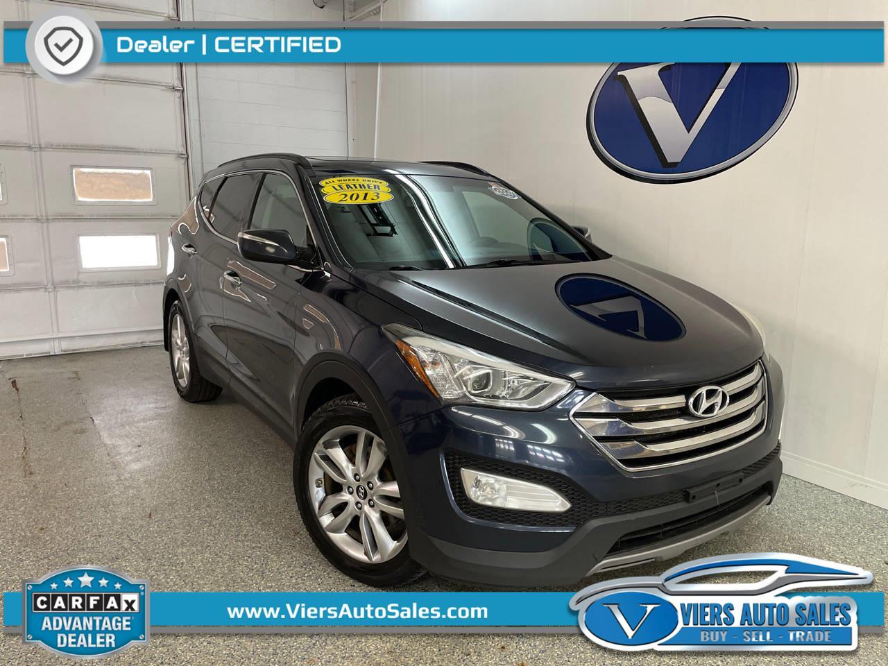 2013 Hyundai Santa Fe 2.0T Sport AWD