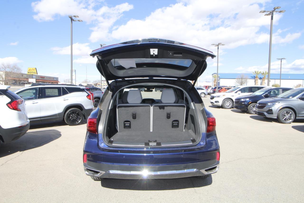 Pre-Owned 2018 Acura MDX w/Advance Pkg
