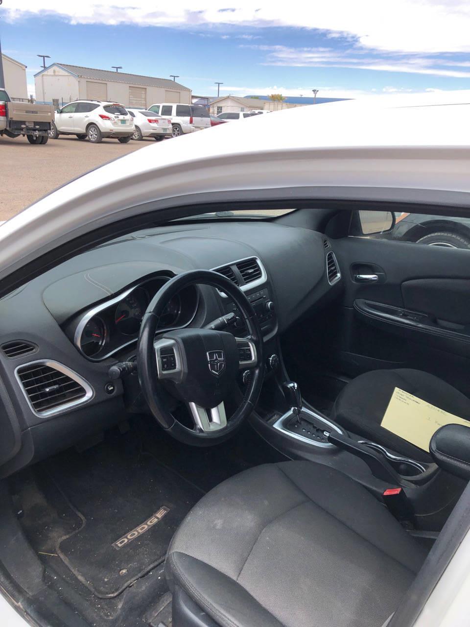 Pre-Owned 2012 Dodge Avenger SXT