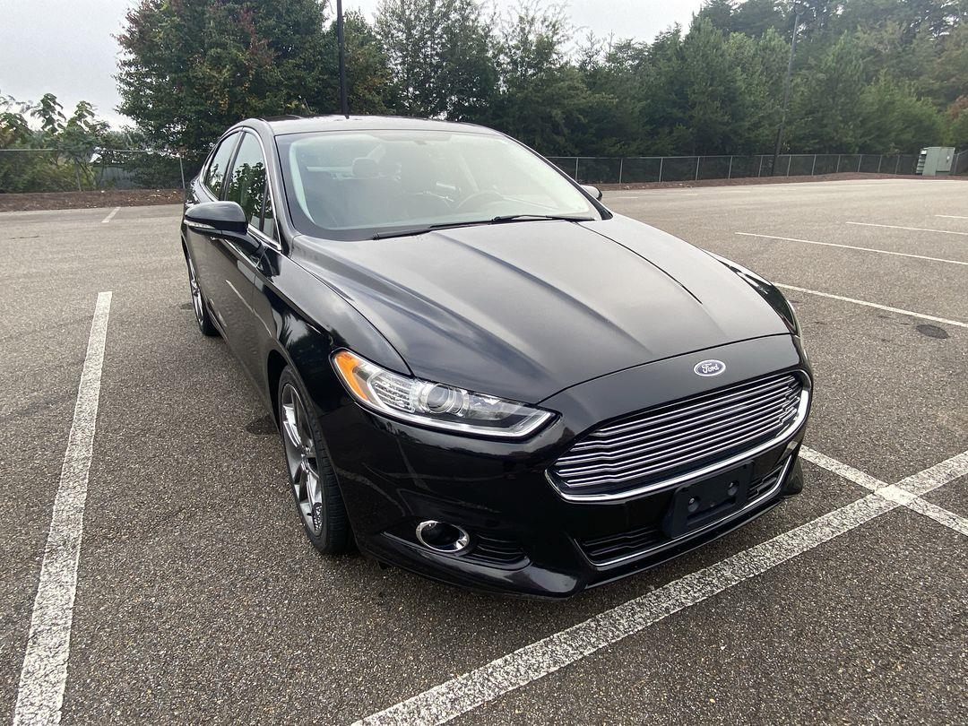 2014 Ford Fusion Titanium Sedan 4D