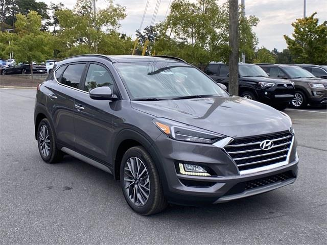 New 2021 Hyundai Tucson Ultimate Front Wheel Drive SUV