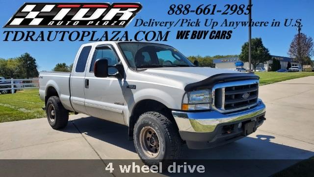 2003 Ford F-250SD XLT