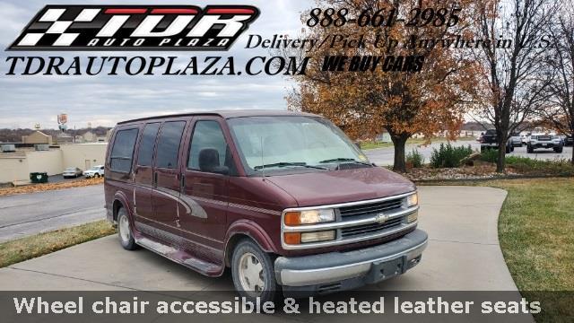 1998 Chevrolet Express Van G1500 Upfitter