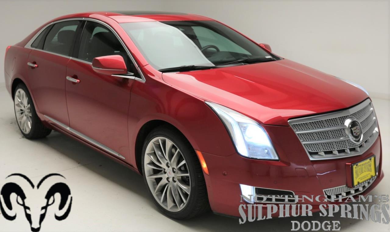 Pre-Owned 2014 Cadillac XTS Platinum