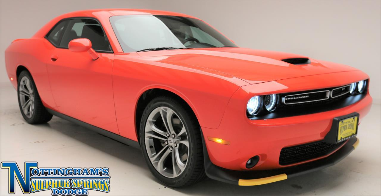 New 2021 DODGE Challenger GT