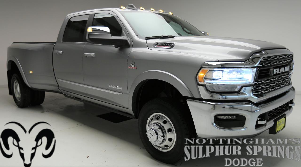 New 2020 RAM 3500 Limited