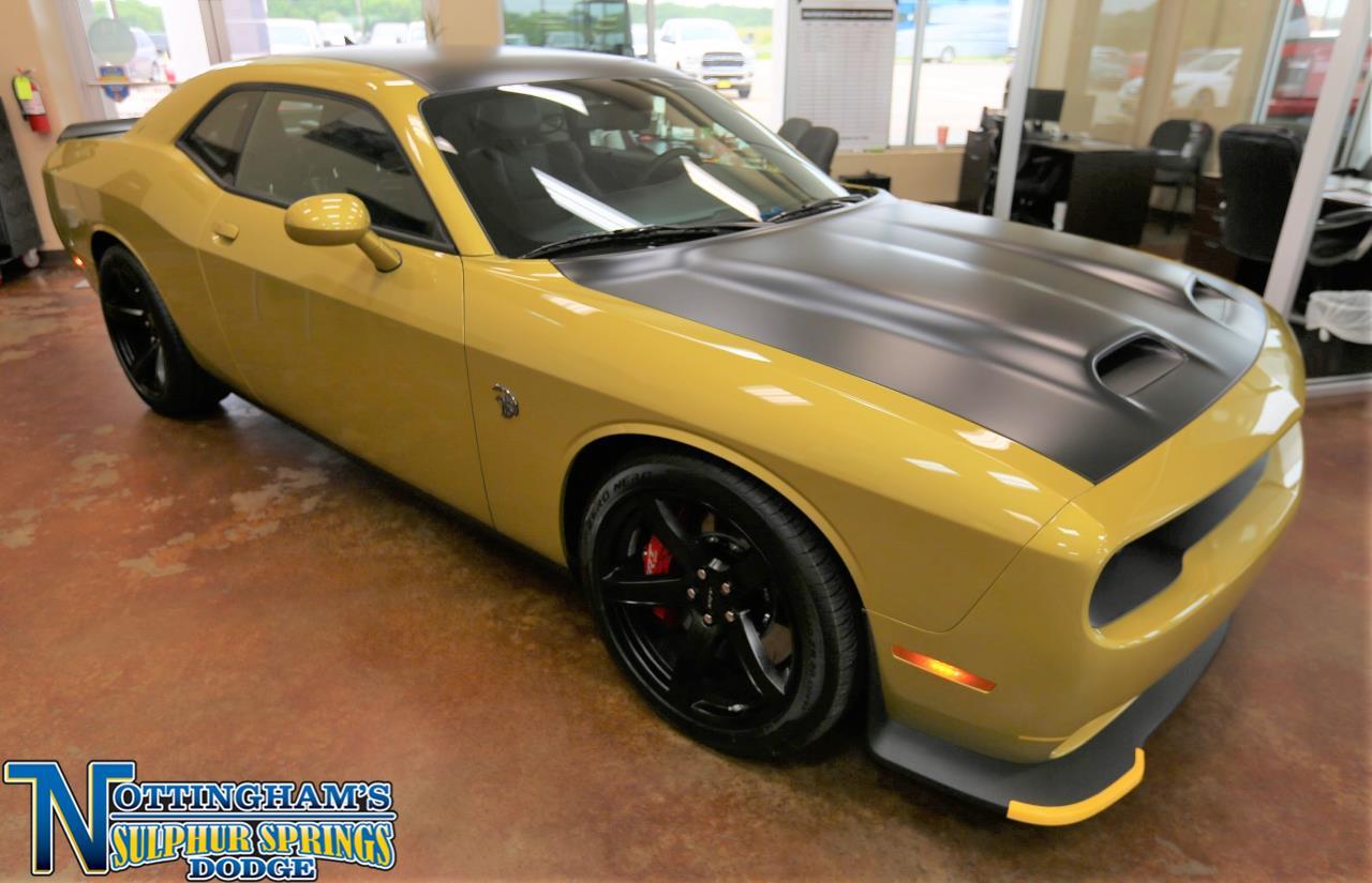 2021 Dodge Challenger SRT Hellcat Redeye
