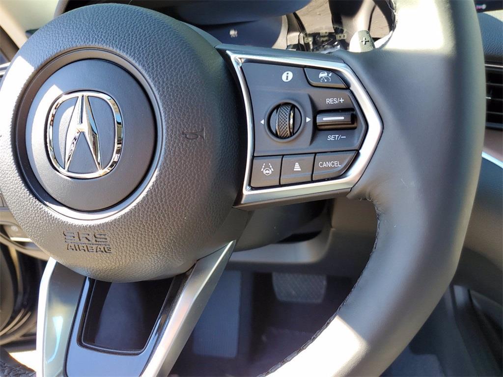 new 2021 acura tlx base front wheel drive sedan