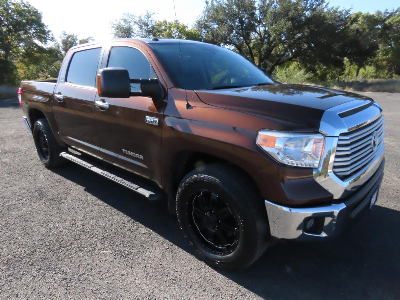 2016 Toyota Tundra 4WD Truck LTD