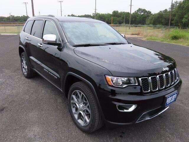 2020 Jeep Grand Cherokee LIMITED 4X2