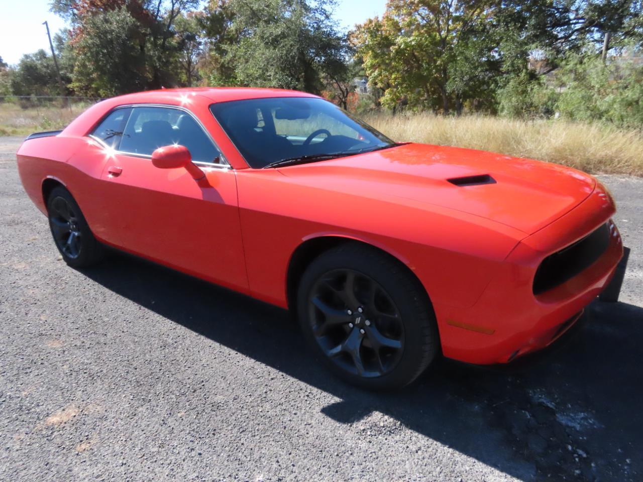 2020 Dodge Challenger SXT
