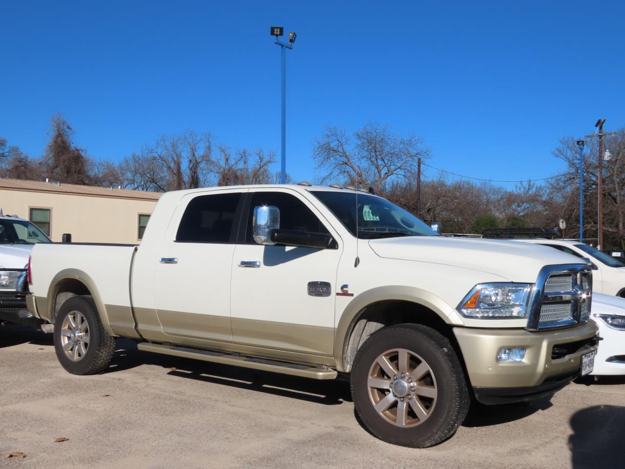 2016 RAM 2500 Longhorn