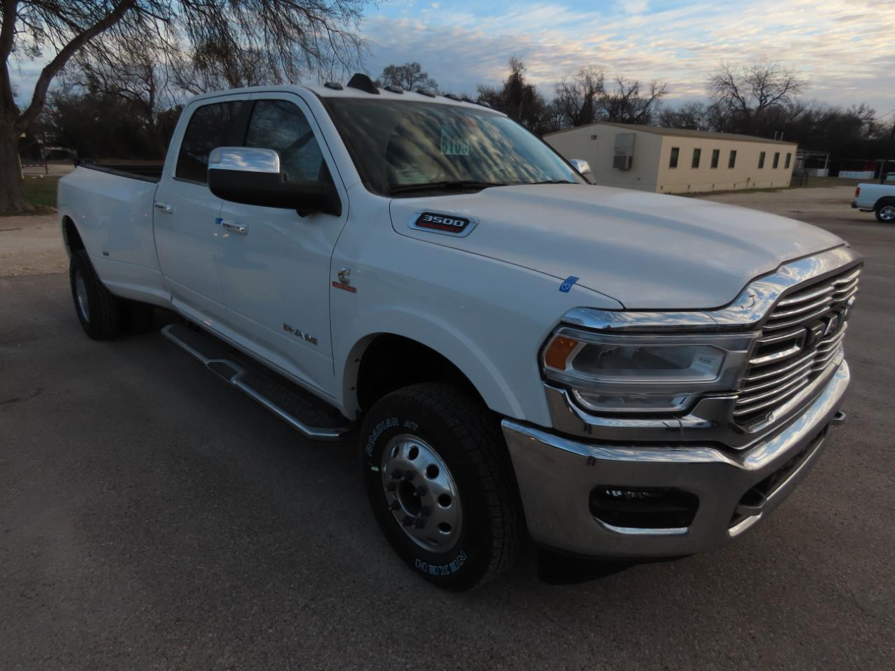 2021 RAM 3500 Laramie Long Box
