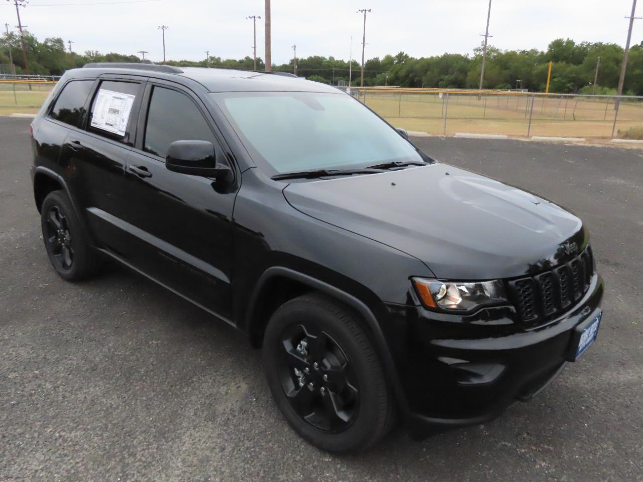 2021 Jeep Grand Cherokee Freedom