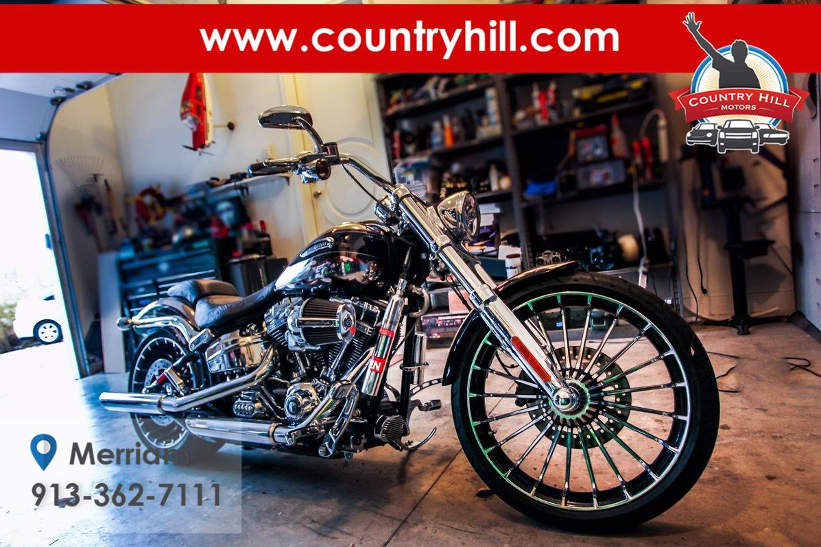 2014 Harley Davidson BREAK OUT