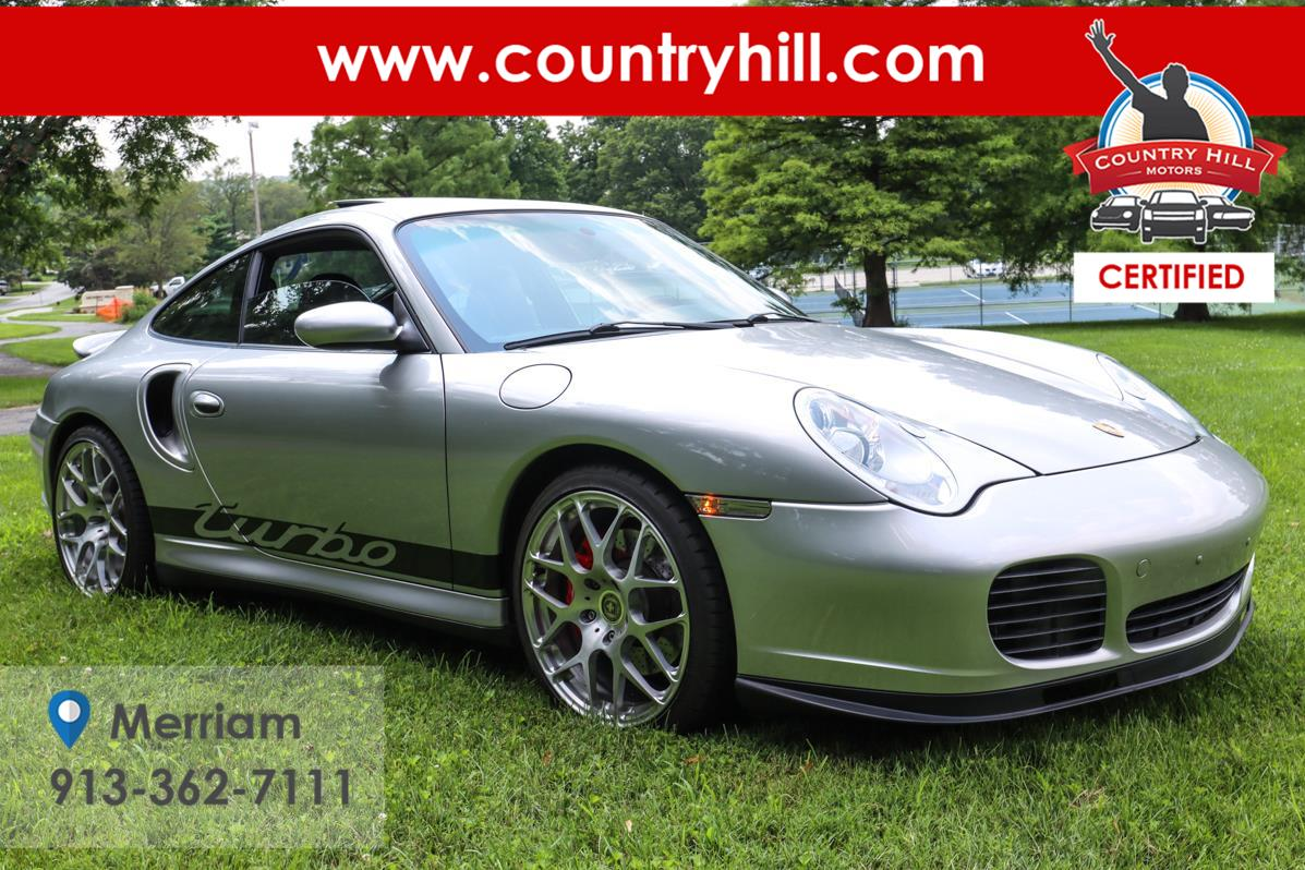 2001 Porsche 911 Carrera  Turbo