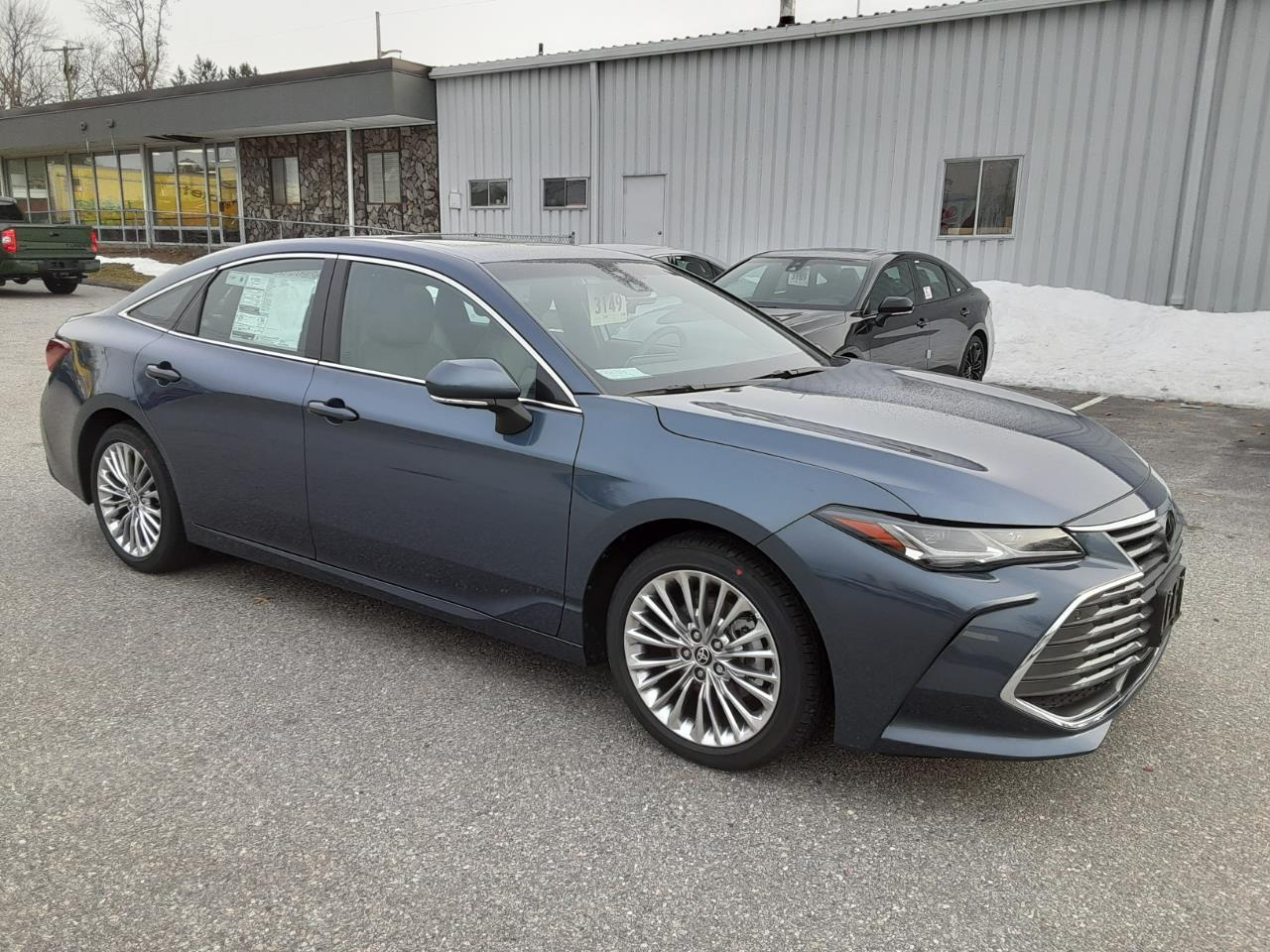 New 2021 Toyota Avalon  Front Wheel Drive 4